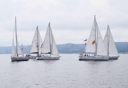 La V edición del Heliocare Dénia Trophy en su Marina