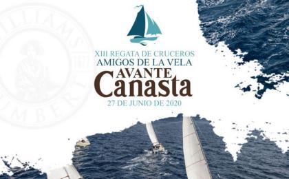 La XIII Regata Amigos de la Vela, Avante Canasta este sábado