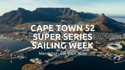 Las 52 Super series llegan a Ciudad del Cabo