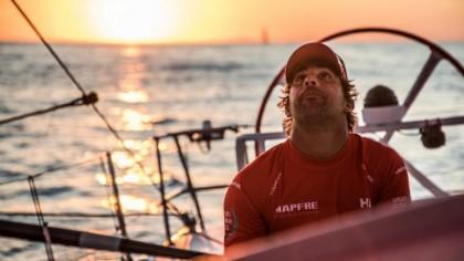 Las batallas tácticas se apoderan de la Volvo Ocean Race