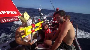 Los novatos de la Volvo Ocean Race