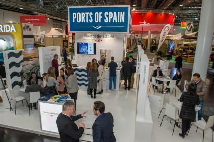 Los puertos deportivos de la Comunitat Valenciana en Dusseldorf