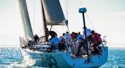 M8, Tetis e Impulso, vencedores del Trofeo Varadero Valencia