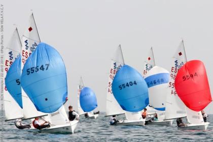 Más de 150 regatistas en el Gran Trofeo Valencia