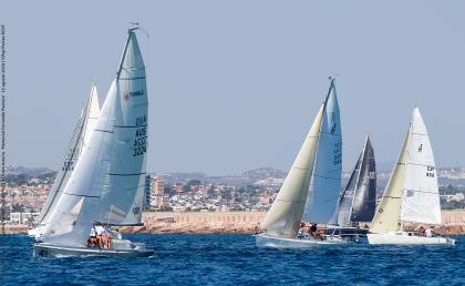 Maverta y Mandanga, campeones de la Regata Astoria-Travesía Cabo Roig