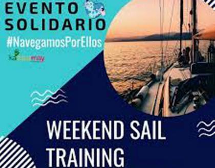 El evento solidario Weekend Sail Training