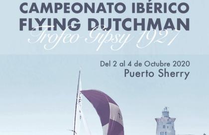 Sayula campeón del Cto Ibérico de Flying Dutchman