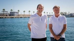 Richard Brisius nuevo presidente de la Volvo Ocean Race