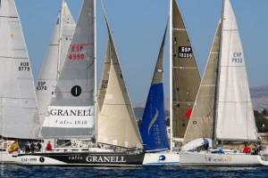 Se pone en marcha las 300 Millas A3 Moraira Trofeo Grefusa