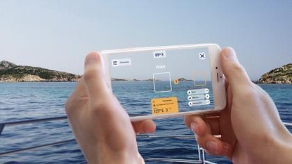 Shoreview, la app de la navegación costera