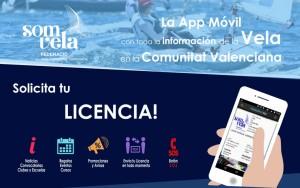 Si navegas a Vela, solicita tu Licencia 2018