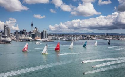 The Ocean Race anuncia su regreso a Auckland