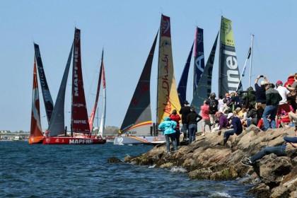 The Ocean Race se estrena desde Alicante