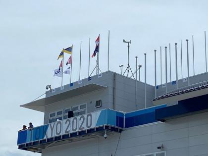 Tokio 2020: anulada la jornada de vela por falta de viento