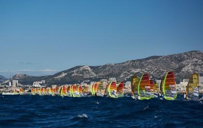 Trece españoles competirán en el Campeonato de Europa de RS:X
