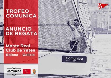 Una nueva edición del Trofeo Comunica entre Vigo y Baiona