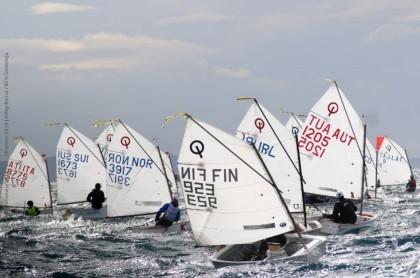 VI Regata Ciudad del Puerto,Trofeo Excellence Cup de Optimist