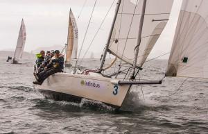 Victoria lusa en el estreno del Trofeo Infinitus Rent
