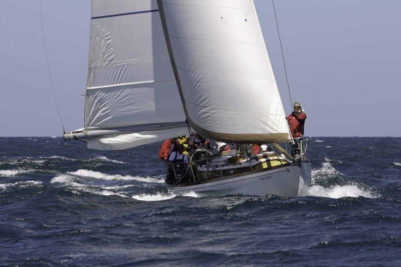 Un rallye de barcos clásicos anuncia la llegada de la Copa Gitana
