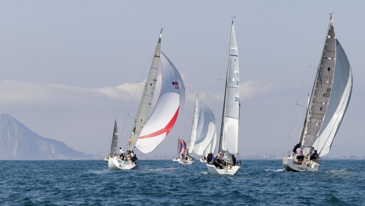 VIII Campeonato de Cruceros Interclubes del Estrecho