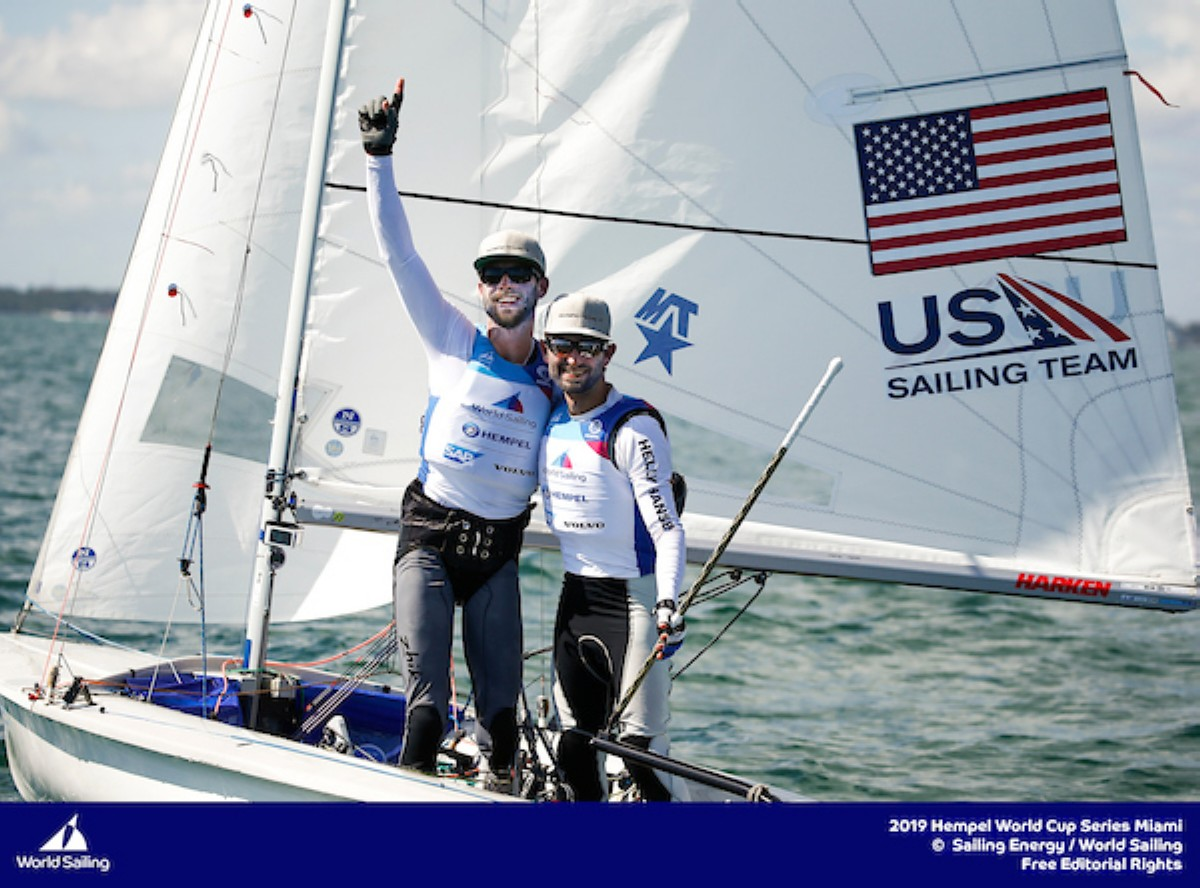 World Cup Series de Miami se echa a la mar