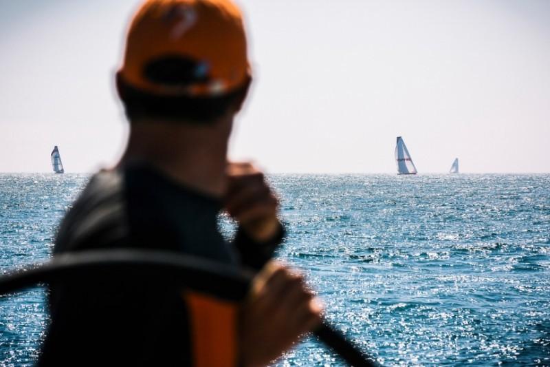 World Sailing y Volvo se unen para crear la próxima generación