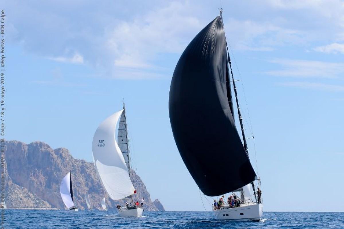 X Trofeo Rumbo Solidario para la clase Crucero ORC en Calpe