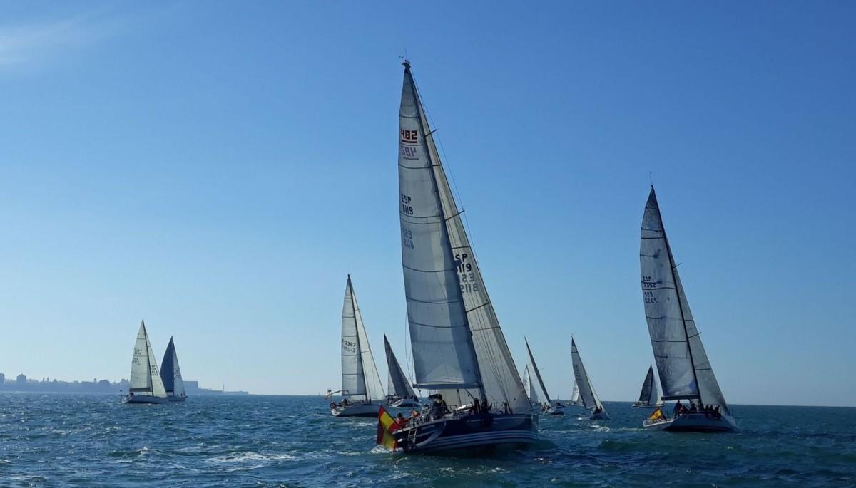 XII Liga de Cruceros del CN Puerto Sherry