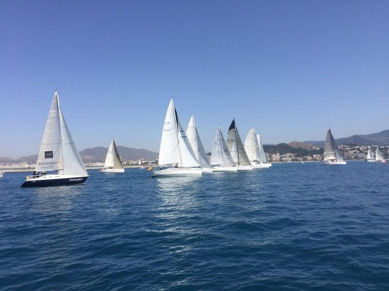 XL Regata Mar de Alborán echa a andar