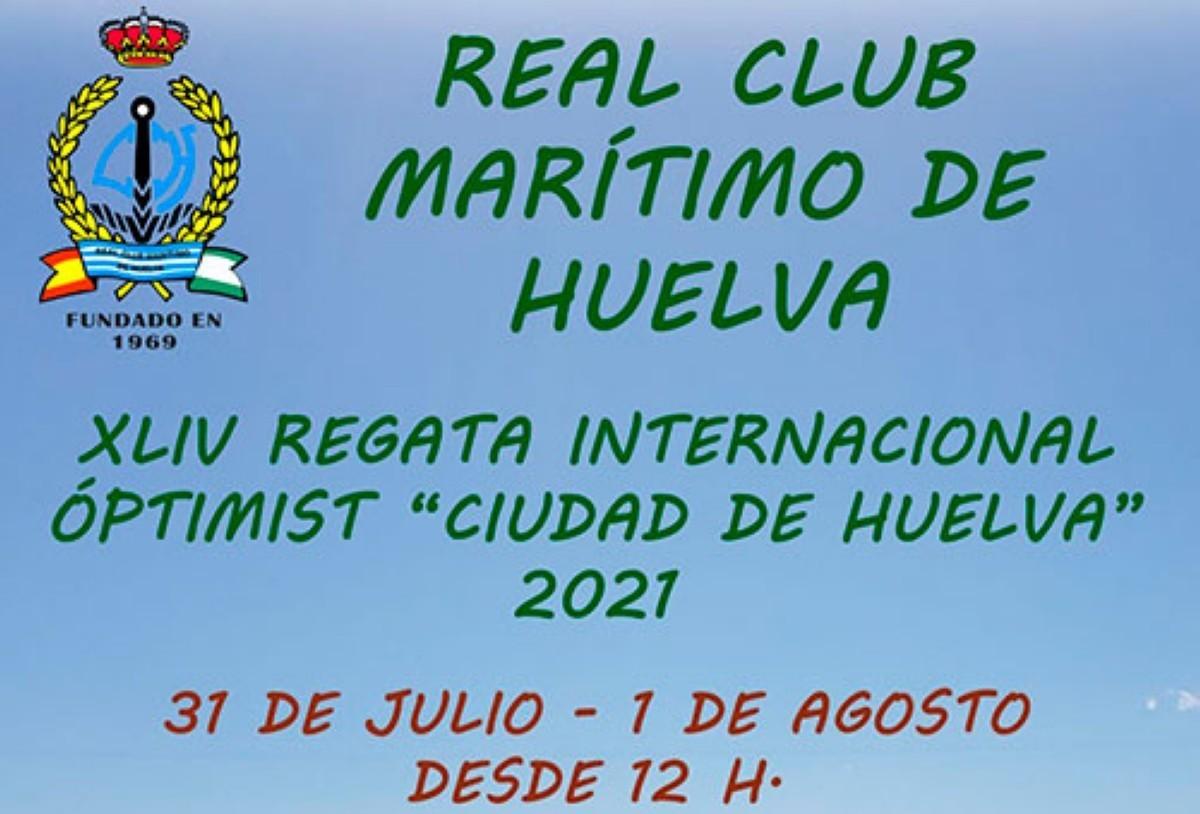XLIV Regata Internacional Ciudad de Huelva