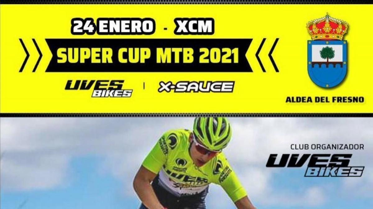 Aldea del Fresno da comienzo a la  Super Cup MTB de maratón