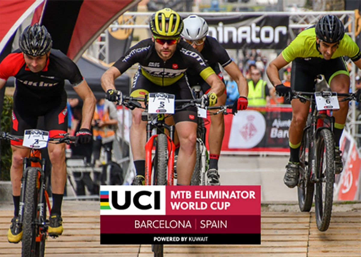 La Copa del Mundo de Eliminator se celebrará en la Cycling Week Barcelona