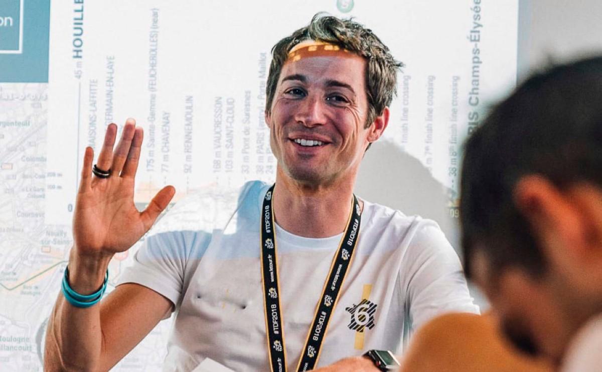 Nicolas Portal, director del Team Ineos, fallece con solo 40 años