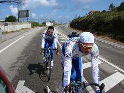 Ramón Troncoso del  Karpin Galicia participará en el Tour de Langkawi