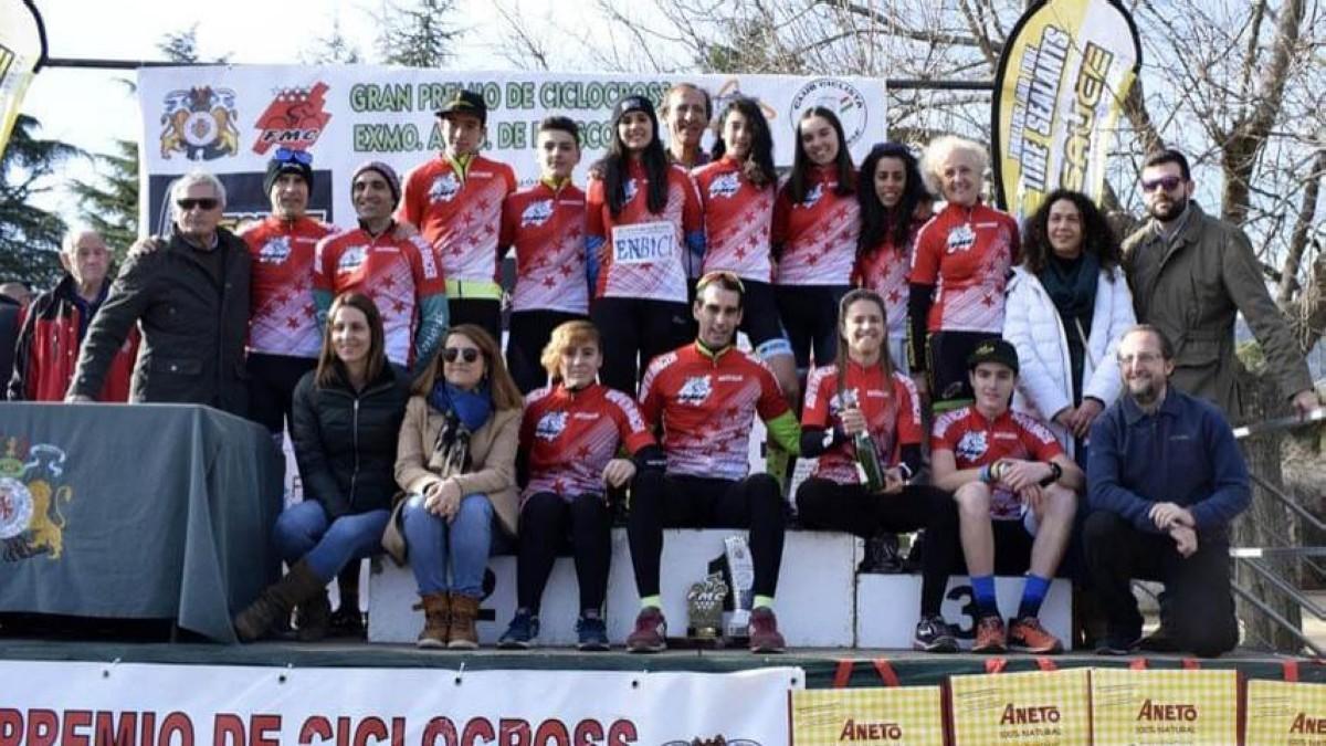 13 carreras puntuables en el precalendario de la Copa Comunidad de Madrid de ciclocross 2019-2020