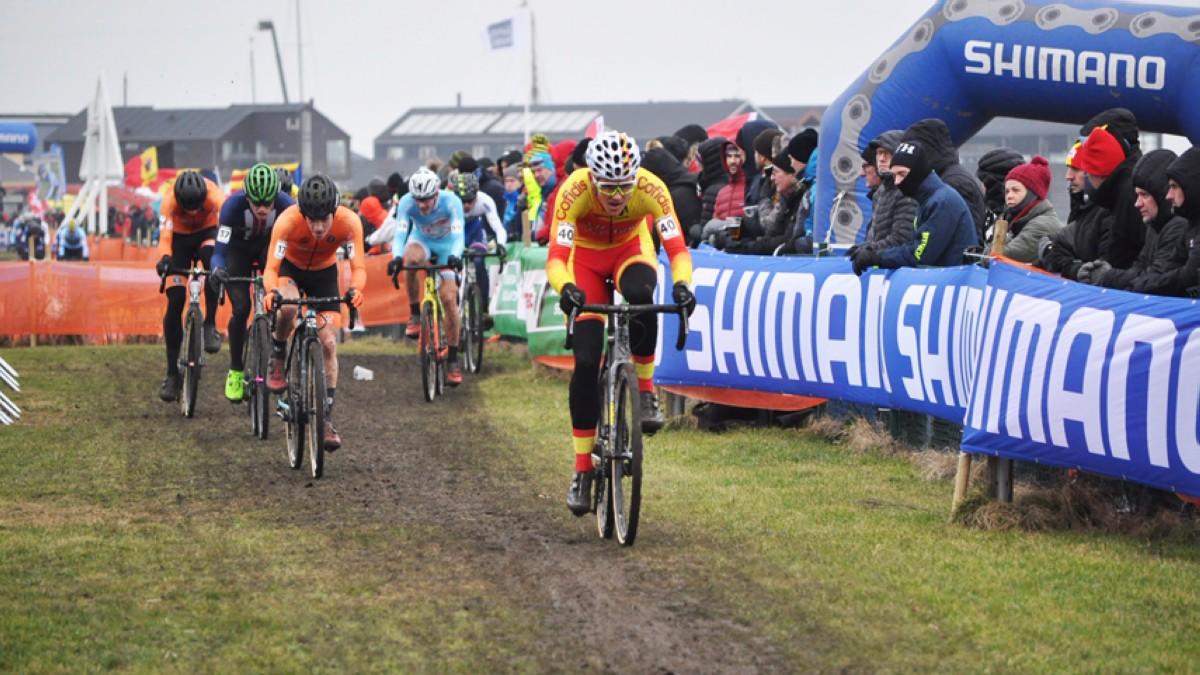16 Juniors y sub23 afrontan el Mundial de ciclocross Dübendorf 2020