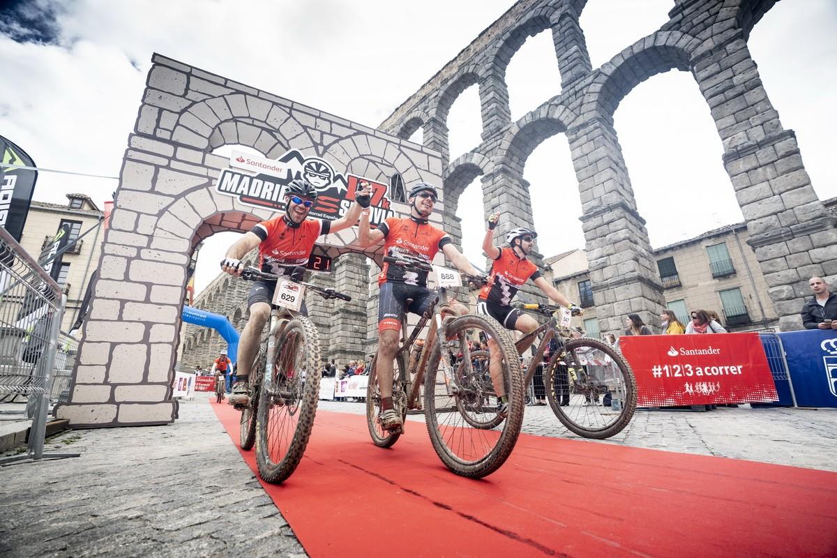 2.000 bikers podrán disfrutar de nuevo de la Madrid Segovia MTB