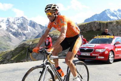 Tour de Francia: Samu Sánchez y el Euskaltel naufragan en el Galibier