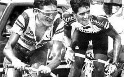 Tour de Francia: 20 años del primer maillot amarillo de Miguel Indurain