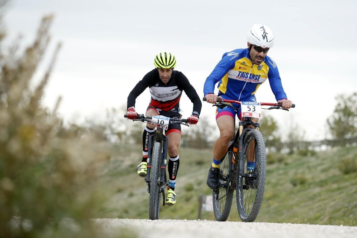 250 duatletas pusieron fin a Du Cross Series en Madrid
