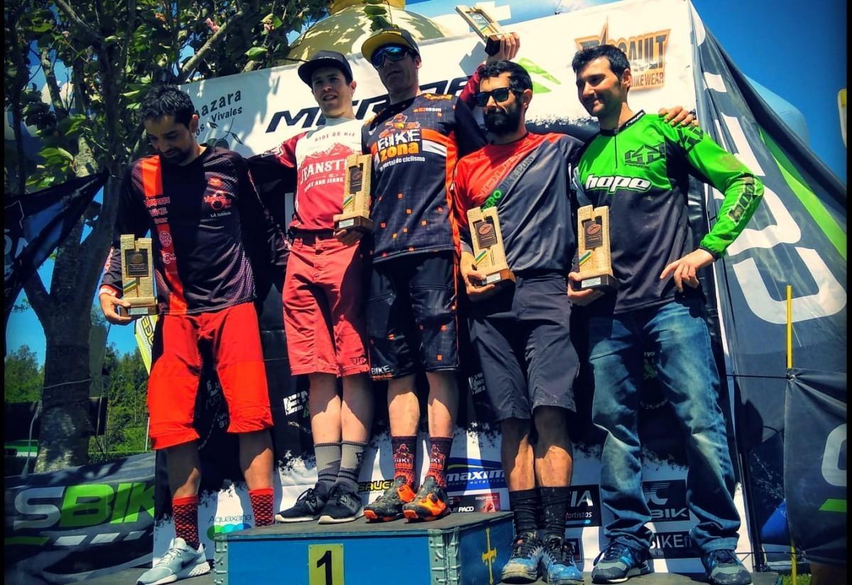 317 milésimas dan la victoria a nuestro corredor Jose Antonio Diez Arriola en Deva