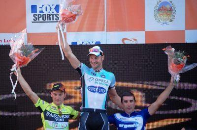 La última etapa en el Tour de San Luis para Tom Boonen