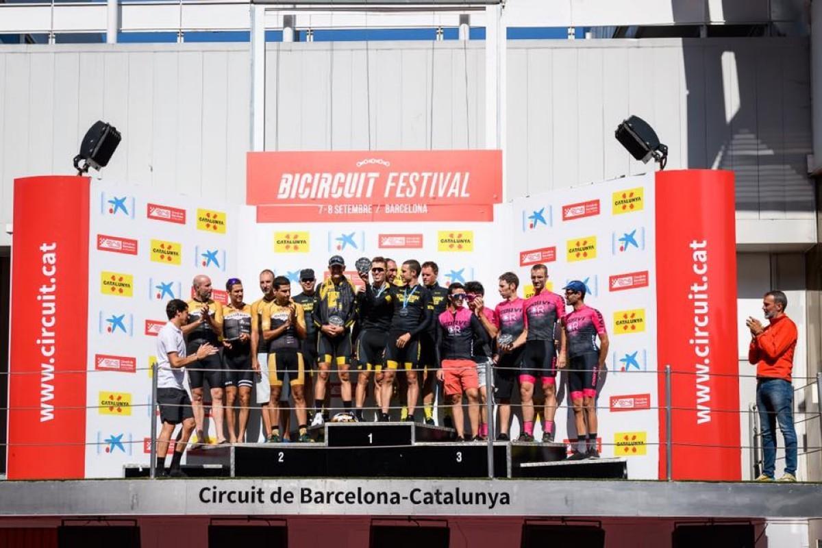 912 kilómetros en 24h al Circuit de Barcelona-Catalunya