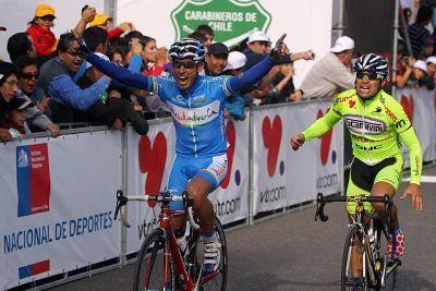 Adrian Palomares consigue otra victoria para el Andalucía en Chile