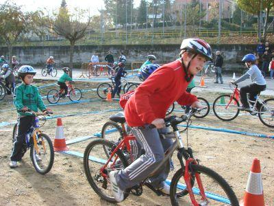 El Xacobeo Galicia inicia  el programa de promoción de ciclismo escolar