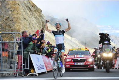 Tour de Francia: Entrevista con Andy Schleck