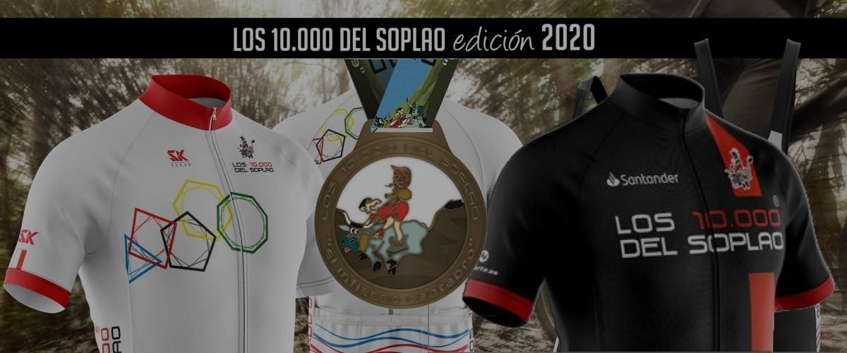 Abiertas inscripciones para las 10 modalidades de los 10.000 del Soplao 2020