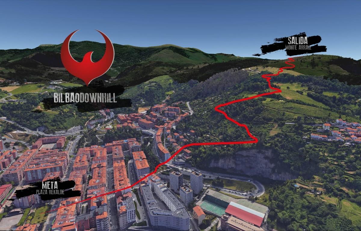 Abiertas inscripciones para el Bilbao Downhill 2019