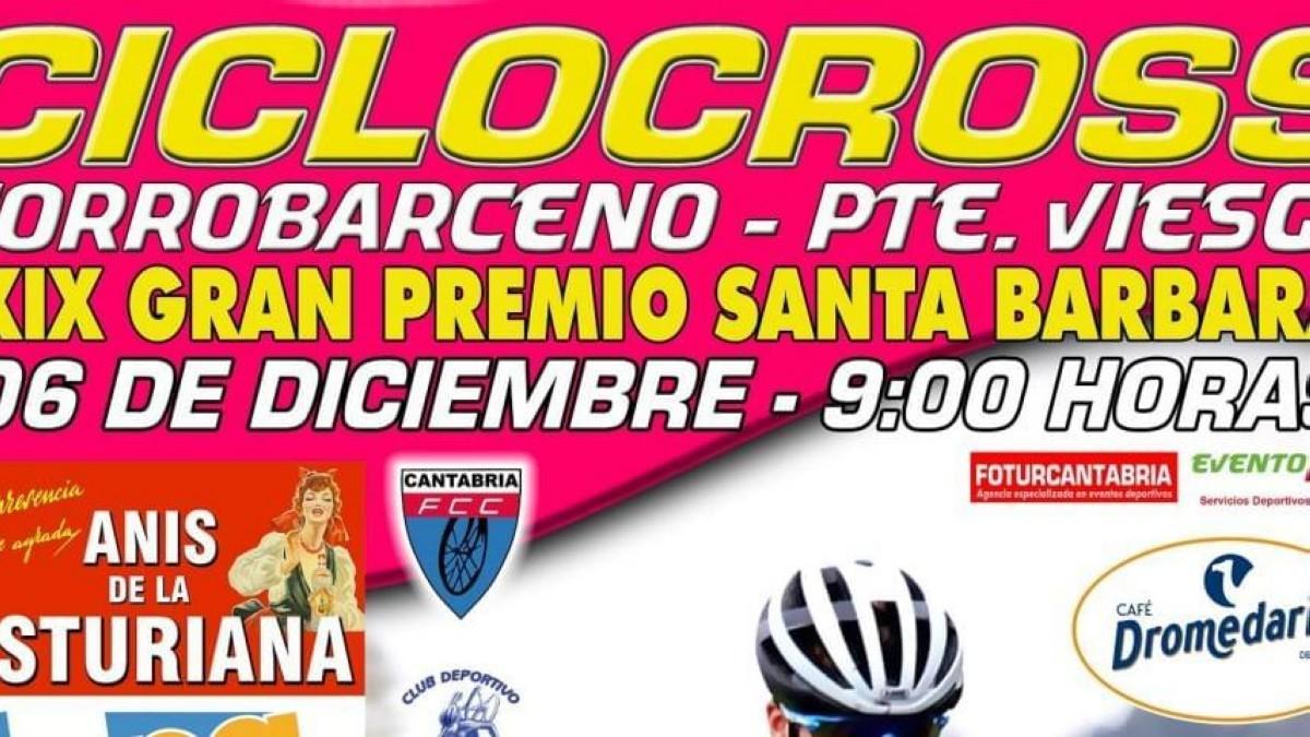Abiertas Inscripciones para Gran Premio Santa Barbara de ciclocross