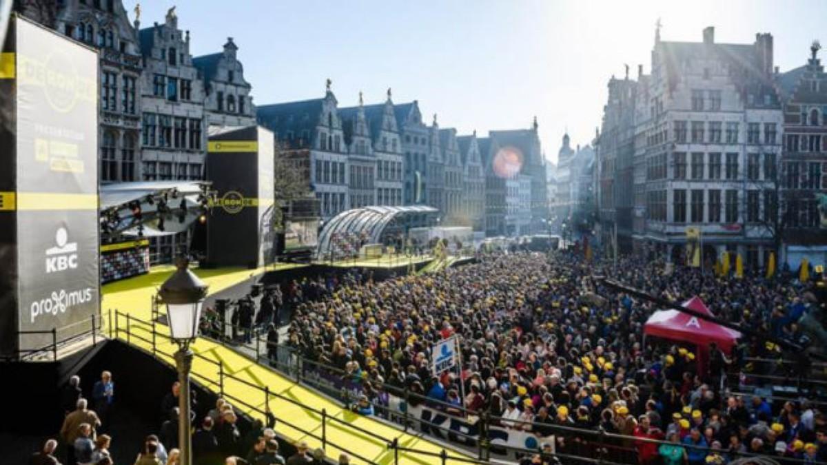 Abiertas las Inscripciones para el Tour de Flandes 2020